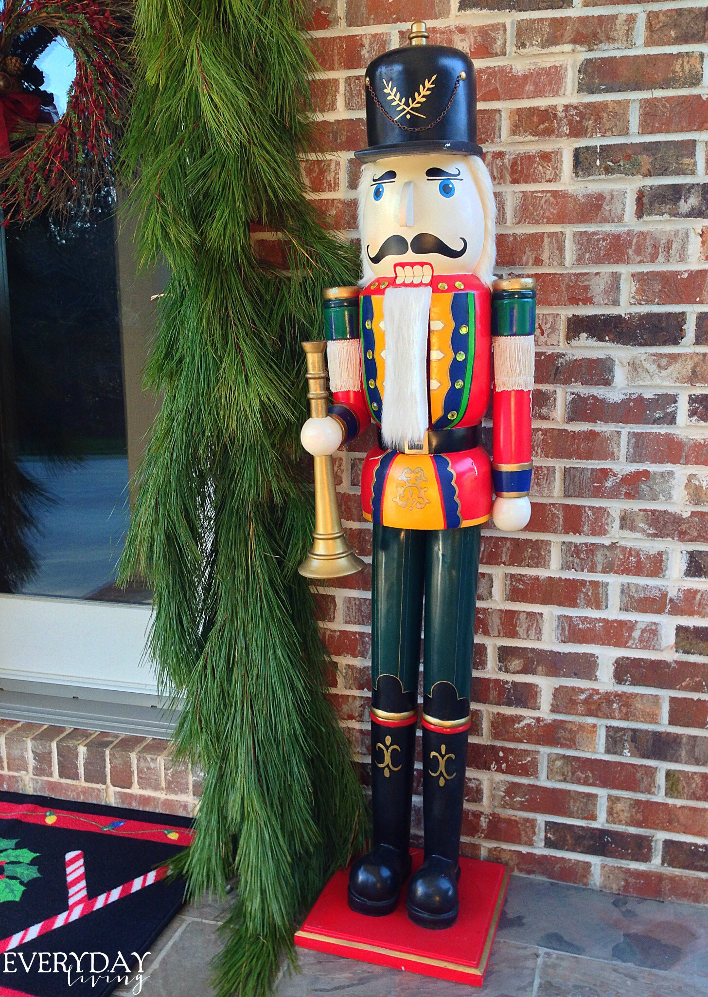 A Nutcracker Welcome