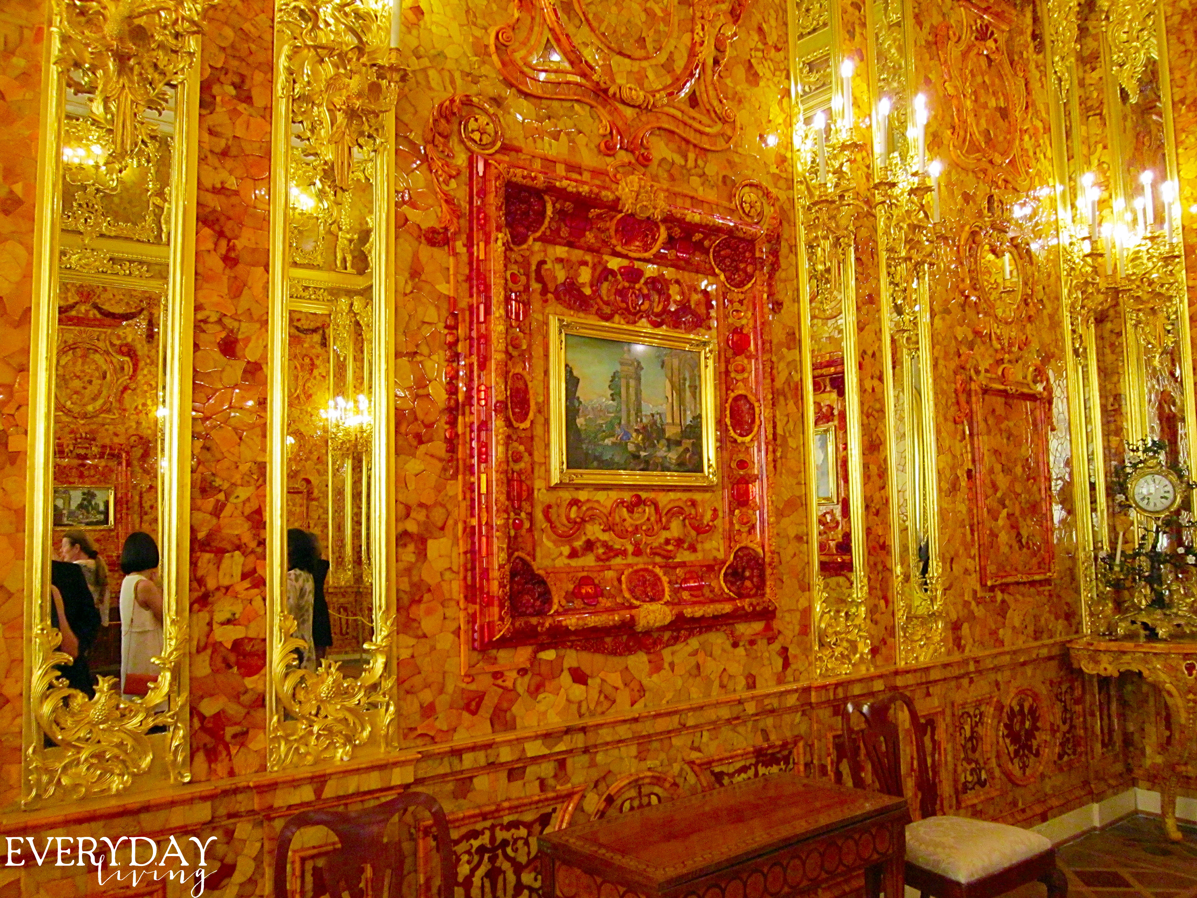Castle Dining Room The Amber Room Everyday Living
