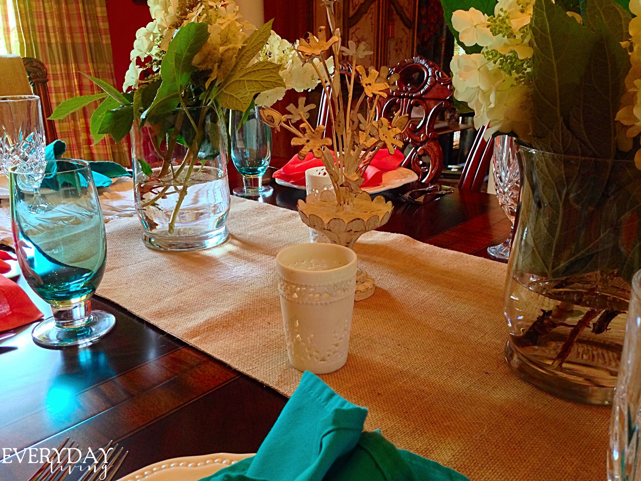 Tablescape Tuesday I Spy Summer